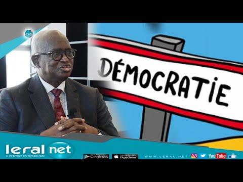 """Abdou Latif Coulibaly sur les émeutes: """"Si c'était dans un Etat non démocratique, on ne..."""""""