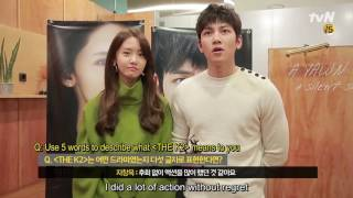 Video [ENG SUB] 161113 'The K2' 5% rating event (Yoona and Chang wook) download MP3, 3GP, MP4, WEBM, AVI, FLV Februari 2018