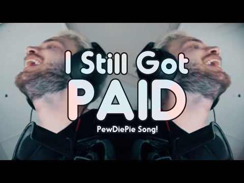 "Thumbnail: ""I STILL GOT PAID"" (PewDiePie Remix) 
