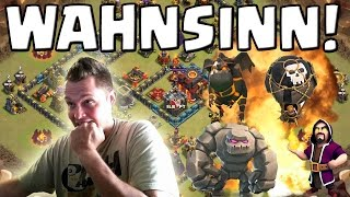 GoLavaLoon - WAHNSINN!! || CLASH OF CLANS || Let's Play COC [Deutsch/German Android iOS PC HD]