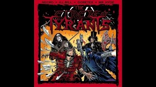 """NECRO presents (THE CIRCLE OF TYRANTS) - """"TAKE IT IN BLOOD"""" (NECRO, MR. HYDE)"""