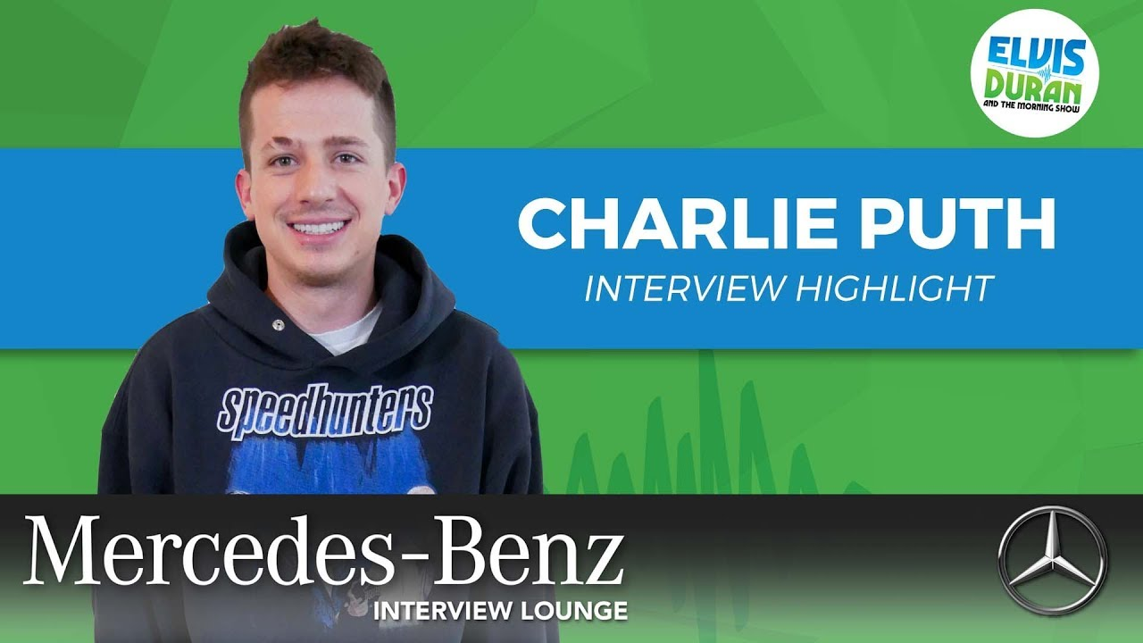 Download Britney Spears Helped Charlie Puth Discover His Love for Music   Elvis Duran interview Highlight