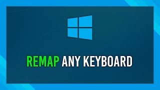 How to remap keys on ANY KEYBOARD | Windows 10 screenshot 3