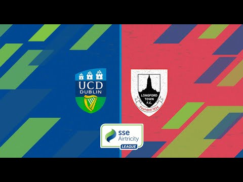 UC Dublin Longford Goals And Highlights