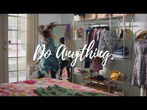 """""""Do Anything"""" - Wayfair 2016 Commercial"""