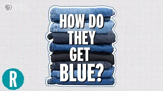 How Do Jeans Get Blue? - Reactions