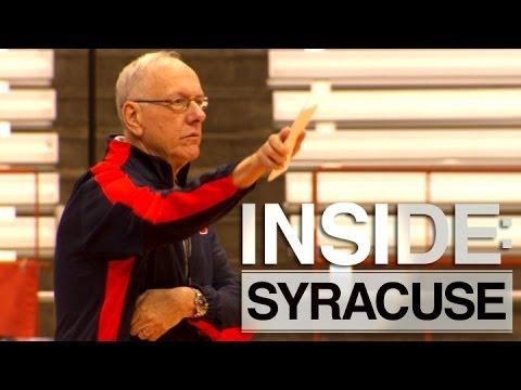 Inside: Syracuse | Jim Boeheim Mic'd Up