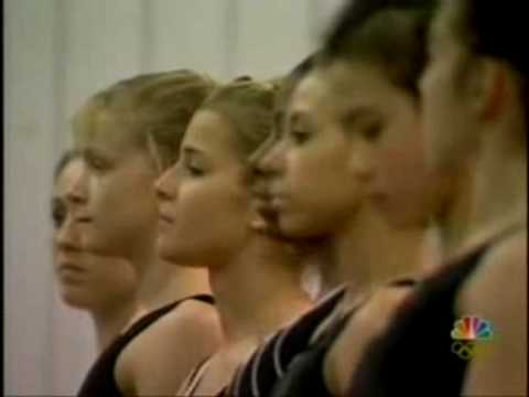 Gymnastics- Olympic Dreams