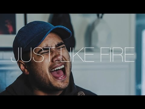 Just Like Fire - Pink (Cover by Travis Atreo)