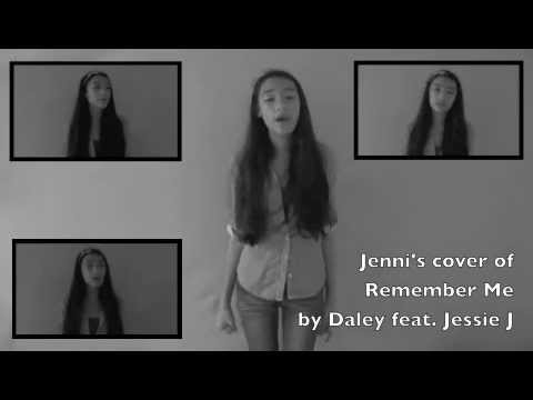 Jenni - Remember Me (Daley feat Jessie J a cappella cover)