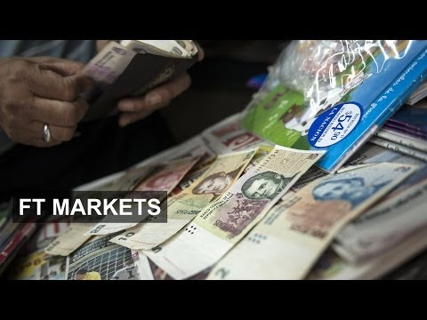 Emerging market sell-off spreads across Asia