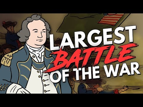 Battle Of Long Island | Animated History