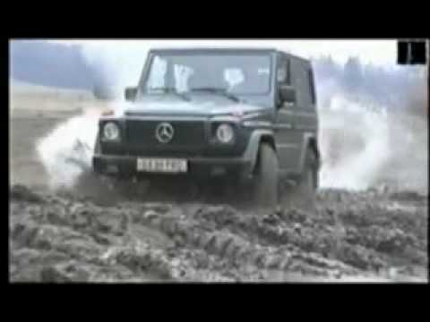 Mercedes G-Class 25 Years Old