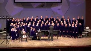The Concordia Choir - O, My Luve