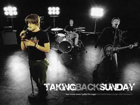 Taking Back Sunday Spin Album Version