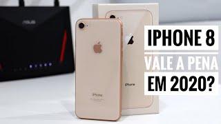 iPhone 8 vale a pena em 2020