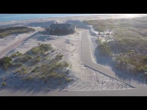 Point Lookout NY Peninsula Aerials