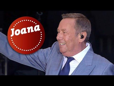 "Roland Kaiser ""Joana"" live 2018"