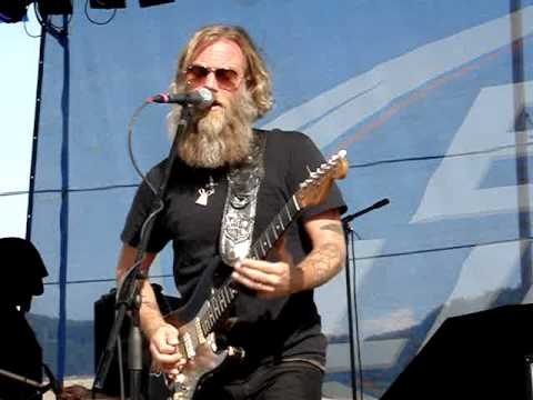 Anders Osborne at the Johnstown Flood City Music Festival