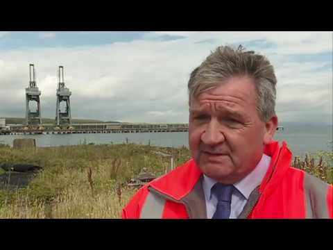 Port of Hunterston - STV News