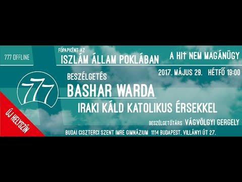 777OFFLINE - Bashar Warda iraki érsek: Az iszlám állam poklában