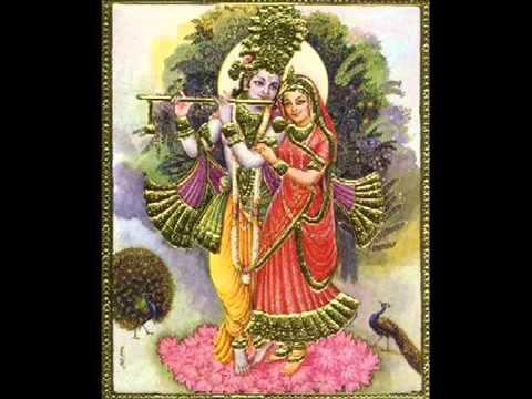 Achyutam Keshavam Bhajan Lyrics - Hindspiration.com