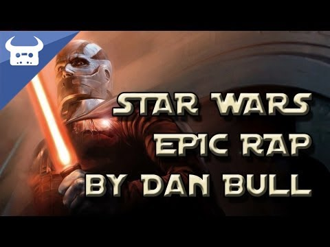 STAR WARS THE OLD REPUBLIC RAP - Dan Bull