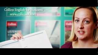Collins English for Business range - The English you need to succeed Thumbnail