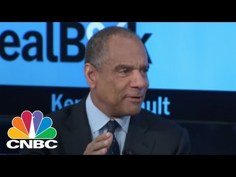 AmEx CEO: Room For Multiple Players In Payment Space | CNBC