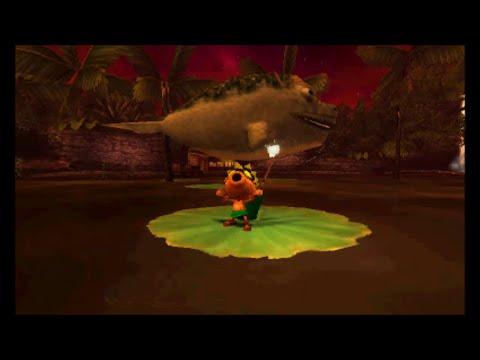 The Legend of Zelda: Majora's Mask 3D – Jabu Jabu Fishing?! (Easter Egg)
