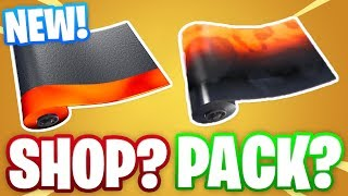 HOW TO *POSSIBLY* UNLOCK THE NEW MAGMA WRAP + HEAT WRAP IN FORTNITE?