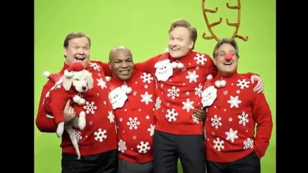 Ugliest Christmas Sweaters