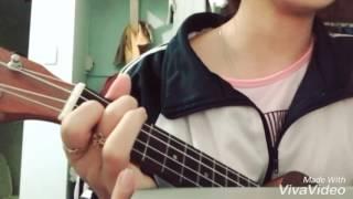 Cánh đồng tuyết - ukulele