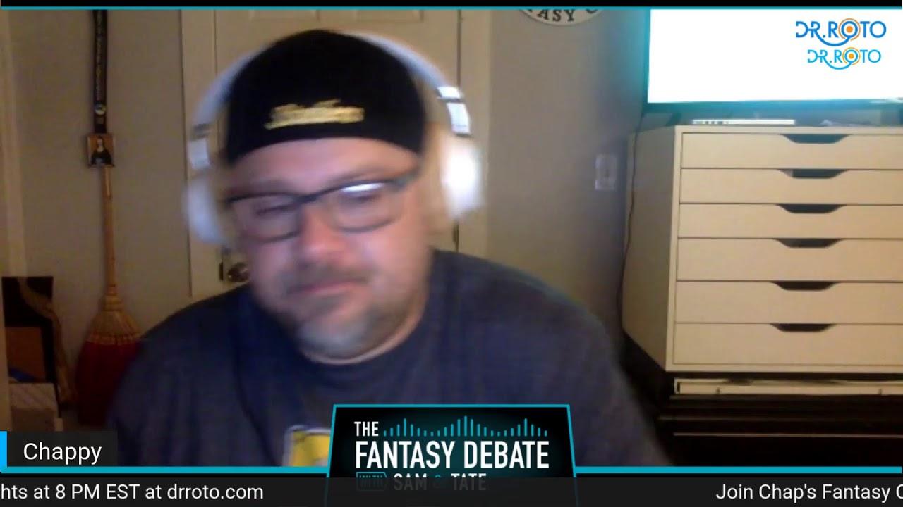 Chap's Fantasy Chat   S3 E 27