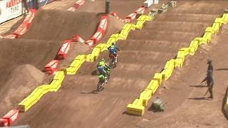 450SX Main Event Highlights - Round 11 Presented by Toyota - Salt Lake City