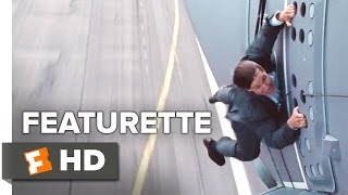 Mission: Impossible - Rogue Nation Featurette - Stunts Are Real (2015) - Tom Cruise Movie HD