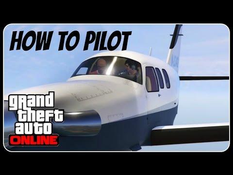 GTA 5 Online - Prison Break Heist - Pilot Guide - How To Avoid Jets