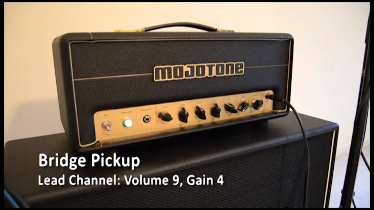 Mojotone Studio One Amplifier - Mojotone