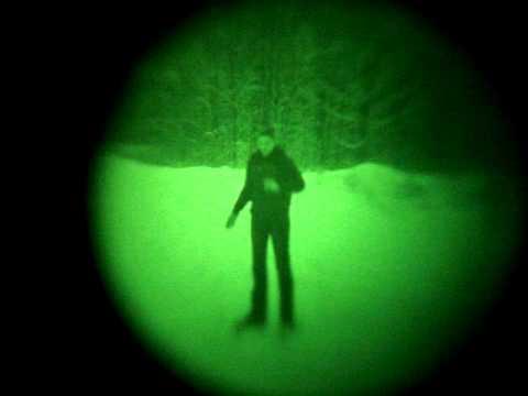 TUT.RU - Прицел ночного видения Yukon Sentinel 3x60 - YouTube