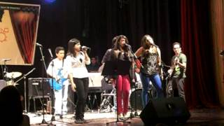 "Alumnos de la Academia Anselmo Music: ""Hella Good"" de No Doubt (cover)"