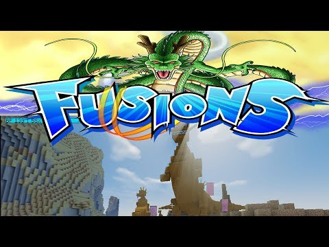 Dragon Block FUSIONS PART 4- Secret Dinosaur Land!