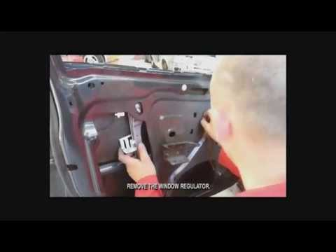 2010 Ford Falcon Fg Fpv F6 Front Left Door Removal Youtube