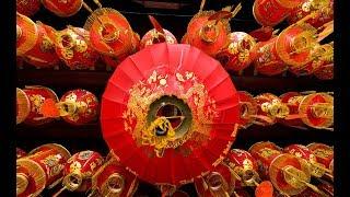 Chinese Arts and Crafts: Quanzhou Festive Lanterns