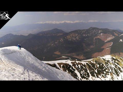 Skiing Jasná Nízke Tatry / Slovakia