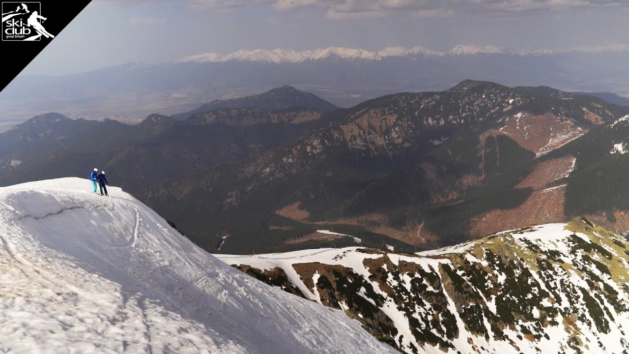Skiing Jasna Nizke Tatry Slovakia Youtube