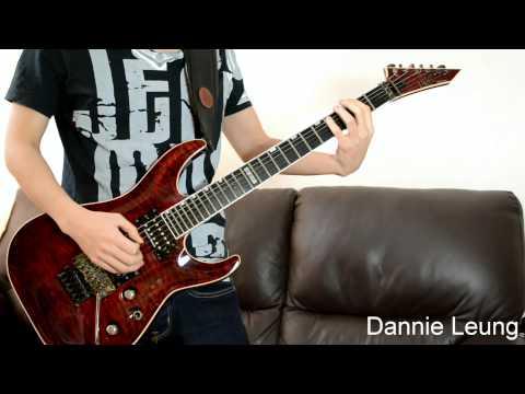 【とある科学の超電磁砲】 only my railgun guitar cover by dannie leung