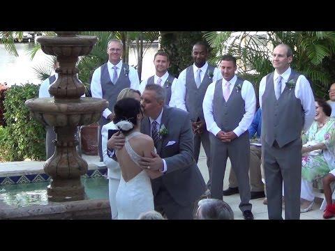 Ashley & Spencer's Wedding Ceremony