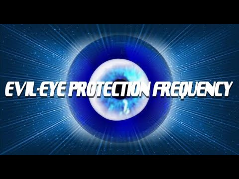 Evil-Eye Protection Frequency - Future-Channelled Binaural Beat plus Isochronics