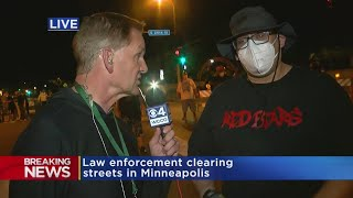 WCCO's Mike Max Speaks With Group Protecting Little Earth Native American Community