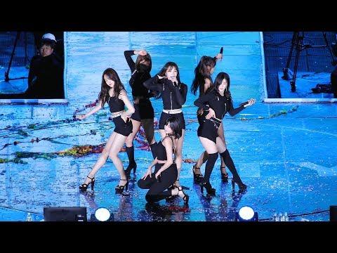170915 에이핑크 (Apink) 'NoNoNo' 4K 직캠 @롯데 패밀리 콘서트 4K Fancam by -wA-